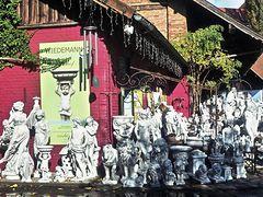 Skulpturen bei Wiedemann Deco