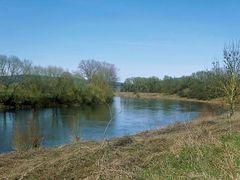Die Weser in Varenholz