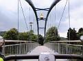 Brücke über Weserarm