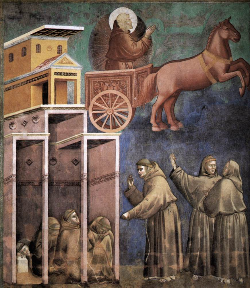 the religious life of saint francis of assisi Pope francis vs st francis of assisi nothing in common with pope francis' inter-religious approach taken from the life of saint francis of assisi.