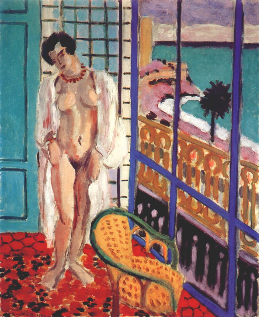 Henri matisse nude — photo 12