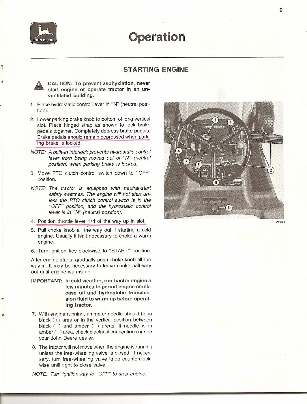 john deere repair manual free download