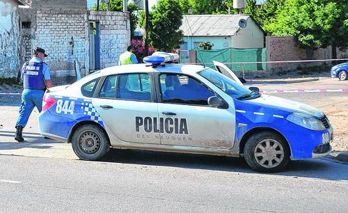 Argentina - Neuquen Policia Provincial