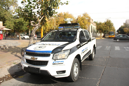 Argentina - San Juan Policia Provincial