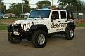 Stanislaus County Sheriff Jeep