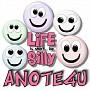 1ANote4U-lifeshort-MC