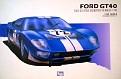 LS-ARII 1965 Ford GT 40 #72 Daytona