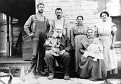 Levi Grove family