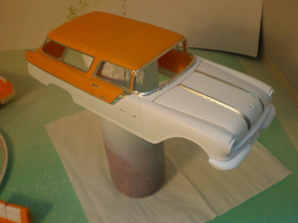 1955 Pontiac safari Station Wagon FINI Pontiac1955SW52-vi