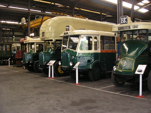 Paris Bus Museum