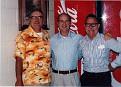 Clyde Mason, Luke Austin Jr., Roscoe Byrd