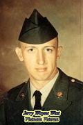 Jerry Wayne West, US Army and Vietnam Veteran