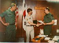 E. Ray Austin, Korea 1980
