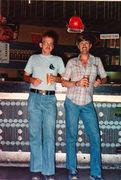SFC Williams and E. Ray Austin, Korea, between 1979-1980