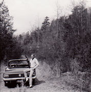 E. Ray Austin-1967-my 1st car. Norma Mountain