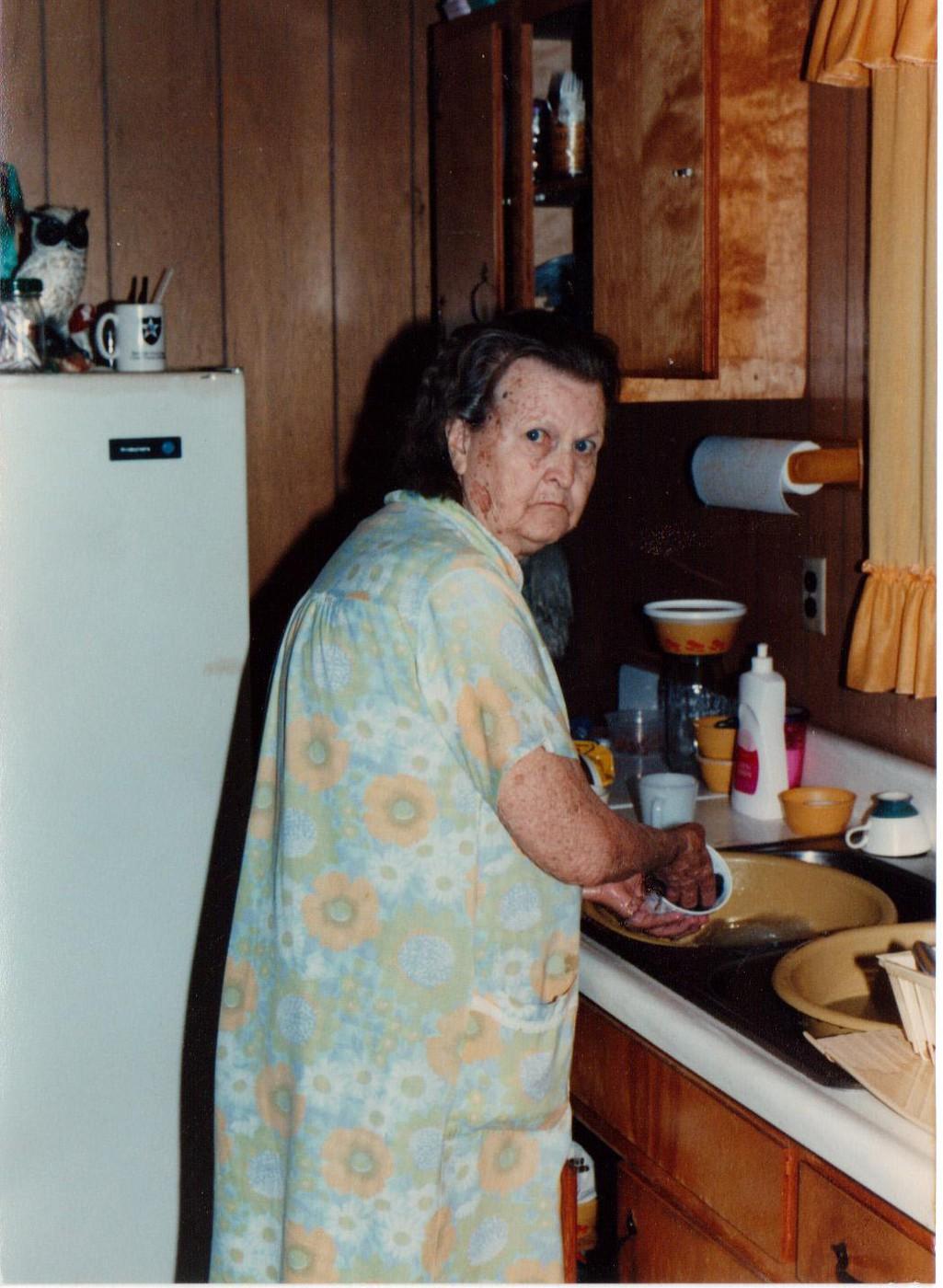 Pearlie Ann (FORD) Austin