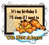 GarfieldSleep-UR Not Alone stina0607-MC