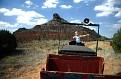 Aboard the Sad Monkey Railroad, Palo Duro Canyon, 1990