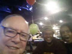 Fundraiser at Augie's