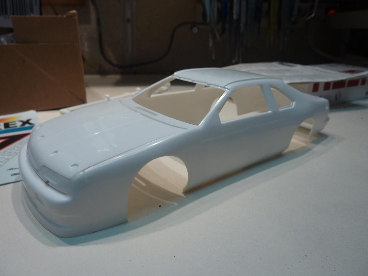 Ford T Bird Pickup racer Bonneville ( Ex Nascar) terminée  Photo2-vi