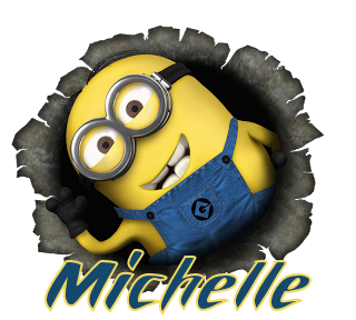 Michelle minions0 by lt
