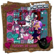 Tunnel of Love Mini (Taggers)