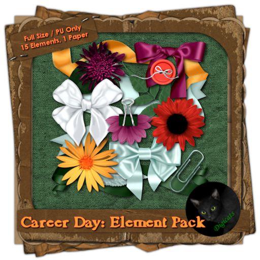 Career Day: Element Pack (Full)