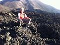 "Saturday January 28, 2012.  An amazing (an exhausting day trekking up ""Volcan de Pacaya"" an active Volcano..."