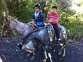"""Saturday January 28, 2012.  An amazing (an exhausting day trekking up """"Volcan de Pacaya"""" an active Volcano...  These Kids from the Local Village Followed along saying """"TAXI???"""""""
