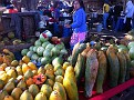 There's a Big Market on Saturdays here in Antigua.  So many colors ;-)