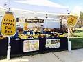 Beautiful Day at Spring Village Craft Fair in Galloway, NJ.