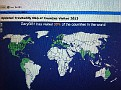 TravBuddy World Map Updated 2013.