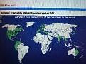 TravBuddy World Map Updated 2013.