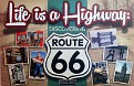 Route 66 Road-trip.  Love the Feeling...