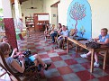My nephew, Anthony, at Casa Xalteva Spanish Language School in Granada, Nicaragua.