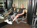 """I need leg workouts!!!  Help """"Rob""""...  Rob is my """"Spin' trainer back home..."""
