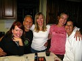 "Sunday Sept 20-09 / 7:00 PM  Thanks for an awesome ""Surprise"" Welcome Home from Finland and the Baltics Trip!!! Sherryl, Erin, Patti, Michelle and Rob!!!"