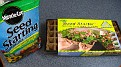 Under $10.00 for Seed Starting Potting Mix and a Plastic Planting Tray...