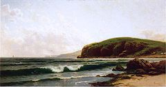 Headlands and Breakers - Grand Manan Maine [undated]