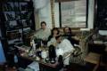 С Аркадием Котляром и его женой Элиной.