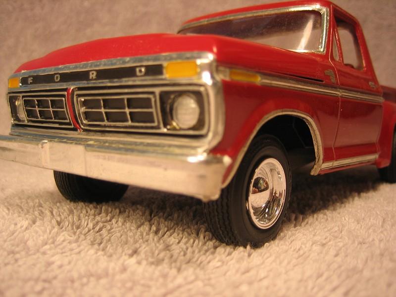 1975 Ford pickup 'STAR TRUK' KIT AMT