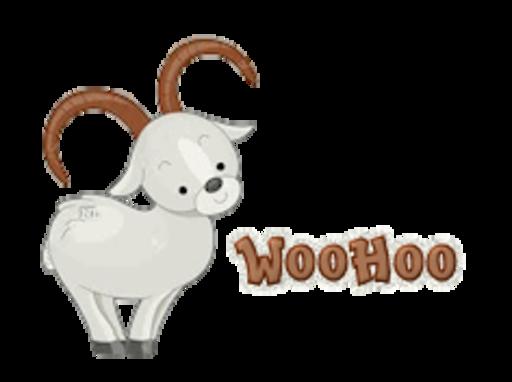 WooHoo - BighornSheep