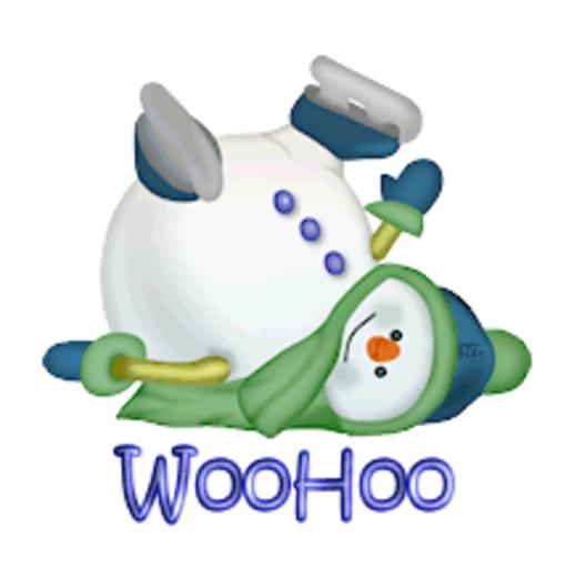 WooHoo - CuteSnowman1318