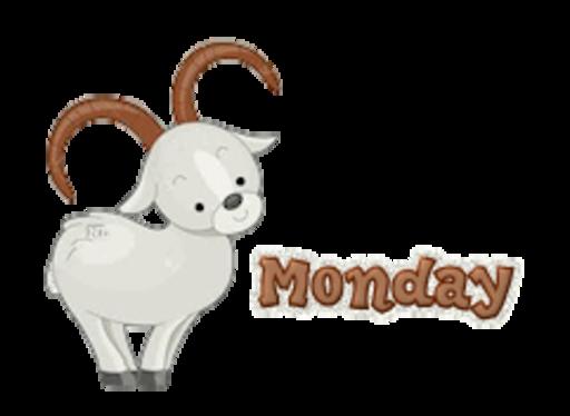 DOTW Monday - BighornSheep