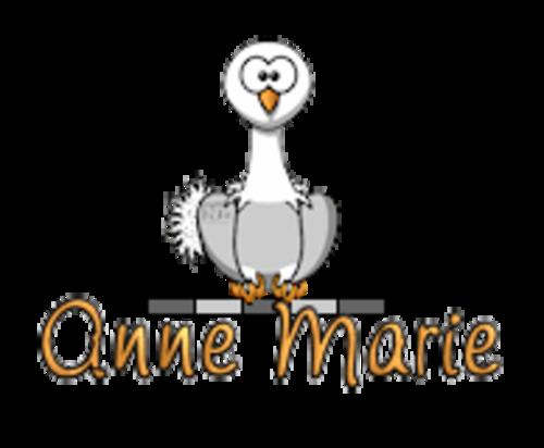 Anne Marie - OstrichWithBlinkie