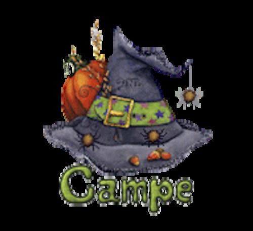 Campe - CuteWitchesHat