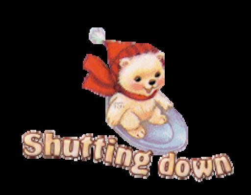 Shutting down - WinterSlides