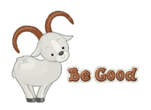 Be Good - BighornSheep