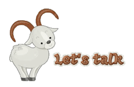 Let's talk - BighornSheep