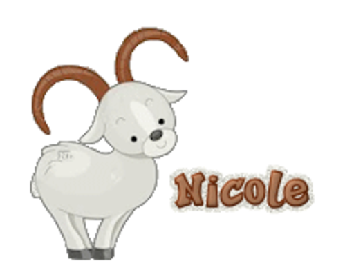 Nicole - BighornSheep